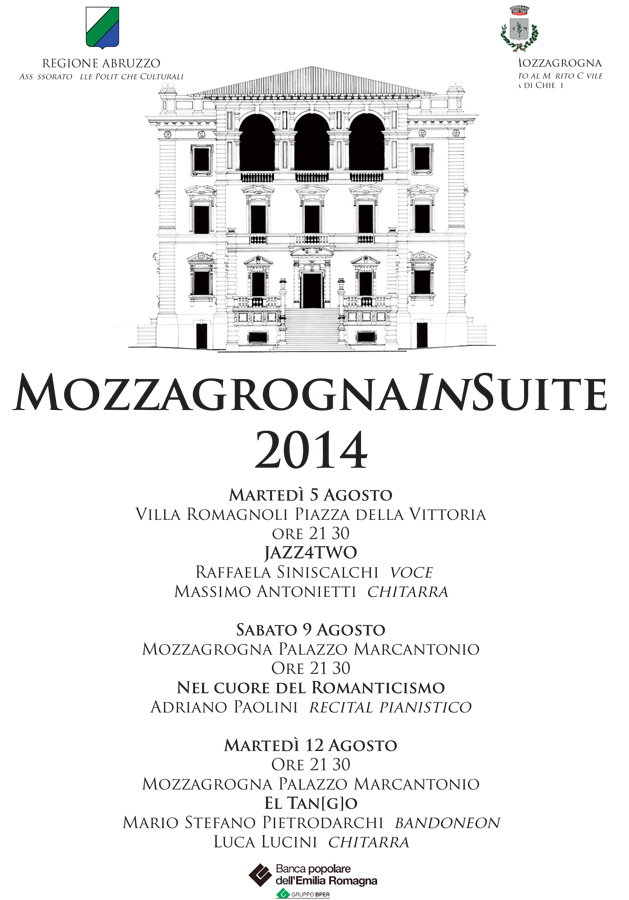 Mozzagrogna In Suite 2014